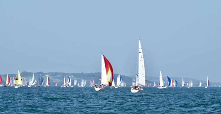 Round the Island Race for organ donation