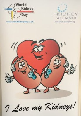 World Kidney Day 14th March