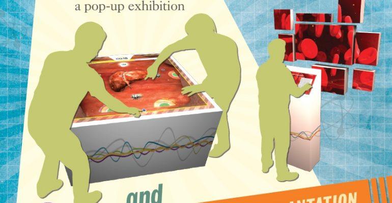 Science & ArtTransplantation Exhibition